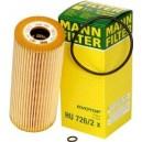 Eļļas filtrs HU726/2X