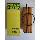 Eļļas filtrs HU831X
