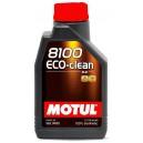 MOTUL 8100 Eco-clean 0W-30 1L