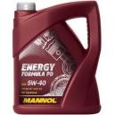 Energy Formula PD 5W-40 5L
