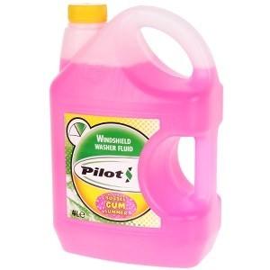 """Vējstiklu šķidrums Pilot """"Bubble Gum summer"""" 4L"""