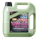 Pusint. motoreļļa MOLYGEN New Generation 10W40 4L