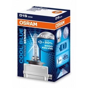OSRAM D1S XENARC COOL BLUE INTENSE +20%