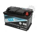 Akumulators 75Ah/700A ECOLINE (L+ Standarta) 278x175x175 B13