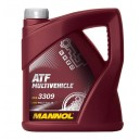 MANNOL ATF MULTIVEHICLE JWS 3309 4L