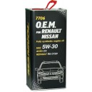 MANNOL 7706 O.E.M. for Renault Nissan 5L
