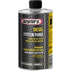Wynn's Diesel system purge , 1l