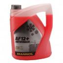 Антифриз Mannol Longlife AF12+ -40°C 5 ltr.