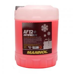 Антифриз Mannol Longlife AF12+ -40°C 10 ltr.