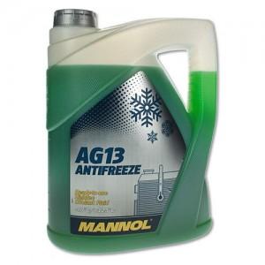 Антифриз Mannol Hightec AG13 -40°C 5 ltr.