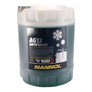 Антифриз Mannol Hightec AG13 -40°C 10 ltr.