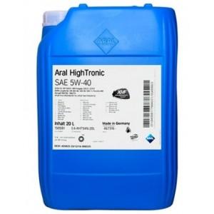 ARAL HIGH TRONIC SAE 5W-40 ( izlejamā)