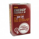Motoreļļa Mannol Energy Formula JP 7914 5W-30 4 litr