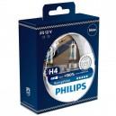 PHILIPS Spuldze (KOMPL 2 GAB) H4 RacingVision Plus 150%