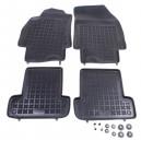 Grīdas paklāji (gumijas, 4gab., melns) RENAULT MEGANE III 11.08-