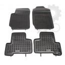 Grīdas paklāji (gumijas, 4gab., melns) SUZUKI GRAND VITARA II, XL7 04.05-