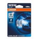 Osram Cool Blue Intence W5W (2 gab)