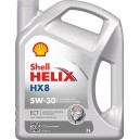 SHELL HELIX HX8 5W30 ECT 504/507 1L