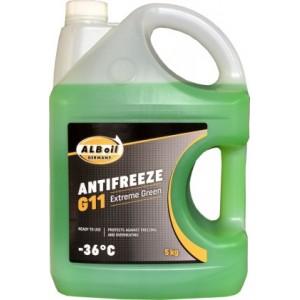 "ALB ANTIFREEZE -36"" GREEN 5KG"