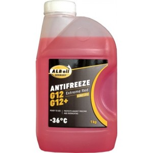 """ALB RED ANTIFREEZE -36"" 1KG"