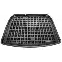 Bagāžas nodalījuma paklājs (gumijas, 1gab., melns) AUDI A3 05.03-08.12