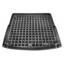 Bagāžas nodalījuma paklājs (gumijas, 1gab., melns) AUDI A4 11.07-12.15