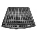 Bagāžas nodalījuma paklājs (gumijas, 1gab., melns) AUDI A6 11.10-