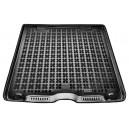 Bagāžas nodalījuma paklājs (gumijas, 1gab., melns) BMW 5 (F11) 02.09-
