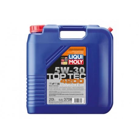 LIQUI MOLY Top-Tec 4200 5W-30 20L