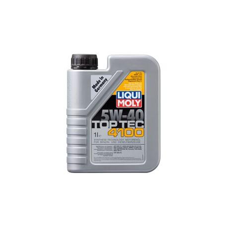 Motoreļļa Top-Tec 4100 SAE 5W-40 1L