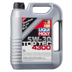 LIQUI MOLY Top-Tec 4300 5W-30 5L