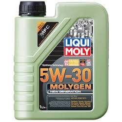 LIQUI MOLY Sint. motoreļļa MOLYGEN New Generation 5W30 1L
