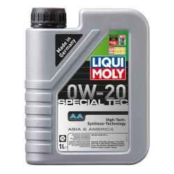 LIQUI MOLY Sintētiskā eļļa TEC AA 0W20 1L