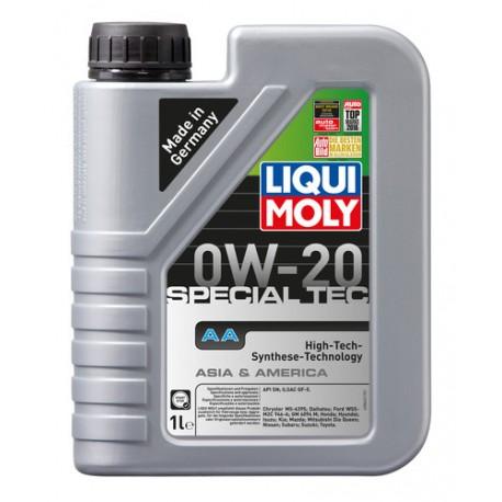 НС-синтетическое моторное масло Special Tec AA 0W-20 1L