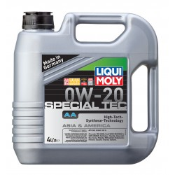 LIQUI MOLY Sintētiskā eļļa TEC AA 0W20 4L