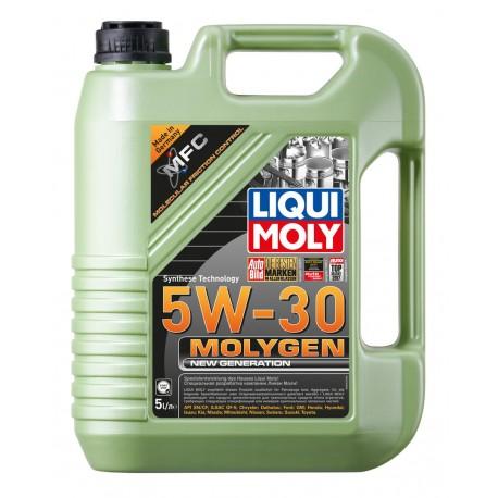 LIQUI MOLY Sint. motoreļļa MOLYGEN New Generation 5W30 5L