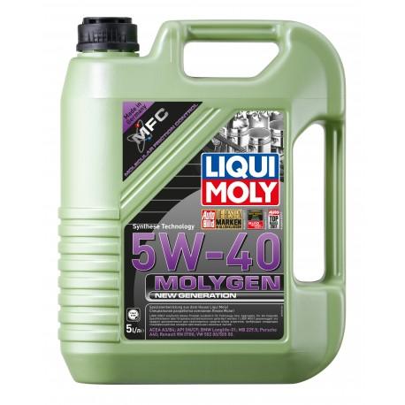LIQUI MOLY MOLYGEN New Generation 5W40 5L