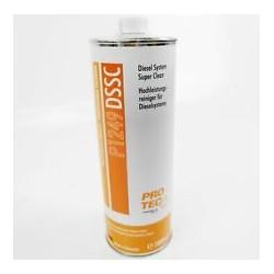PRO-TEC DIESEL SYSTEM SUPER CLEAN Augstas kvalitātes dīzeļsistēmas attīrītājs 1000ML