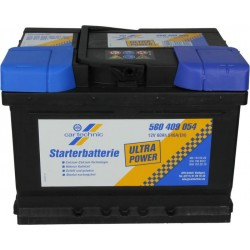CARTECHNIC Akumulators 60Ah/540A ULTRA POWER