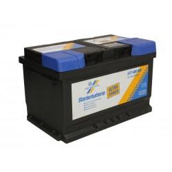CARTECHNIC Akumulators 72Ah/680A ULTRA POWER