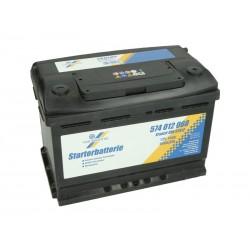 CARTECHNIC Akumulators 74Ah/680A ULTRA POWER