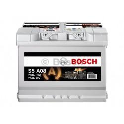 BOSCH Akumulators 70Ah/760A AGM