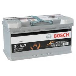 BOSCH Akumulators 95Ah/850A AGM