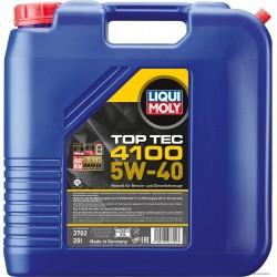 LIQUI MOLY Top-Tec 4100 SAE 5W-40 20L
