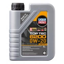 LIQUI MOLY TOP TEC 6200 0W-20 1L