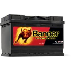 BANNER STARTING BULL 72AH 650EN