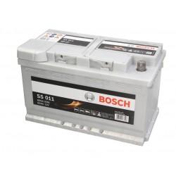 BOSCH S5 011 Silver Plus 85AH 800A