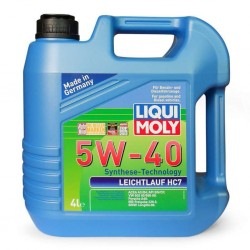 LIQUI MOLY Leichtlauf HC7 5W-40 4L
