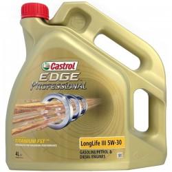 CASTROL EDGE Professional LongLife III 5W30 (4L)