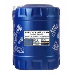 Motoreļļa Mannol 7913 Energy Formula PD 5W-40 10 ltr.